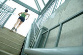 Urban Runner — Stock Photo