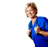 Nurse — Stock Photo