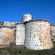 Crak des Chevaliers. Battle towers. — Stock Photo #2004032