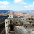 Stock Photo: Crak des Chevaliers. Bird's eye