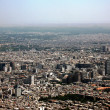 An unforgettable view of Damascus — Stock Photo