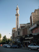 One of the streets of Hama, Syria. — Stock Photo