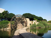 Hama, one of the famose water-wheels — Stock Photo