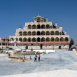Stock Photo: Orthodox monastery in Syria