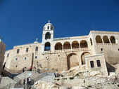 Syria, the monastery Safyta — Stock Photo
