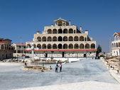 Orthodox monastery in Syria — Stock Photo