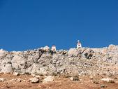 Monastery bell — Stock Photo