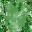 Stock Photo: St Patricks Day Border