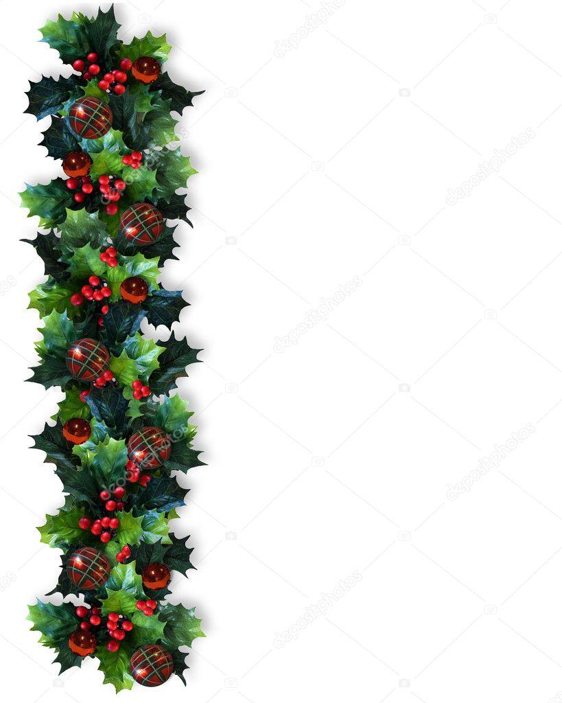 christmas menu borders
