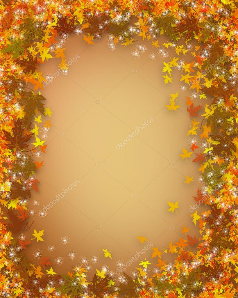 Fall Illustrations Free Illustrated Fall Leaves Autumn