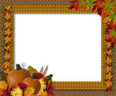 Thanksgiving Autumn Fall Background — 图库照片