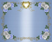 Wedding Invitation Background elegant — Stock Photo