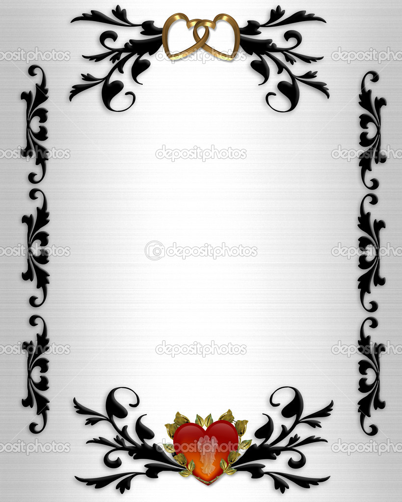 Elegant Birthday Borders and Frames