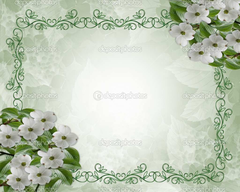Wedding Page Borders