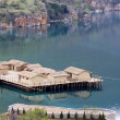 Prehistoric settlement at Ohrid Lake — ストック写真 #2076630