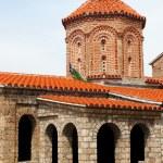 St.Naum church, Macedonia — Stock Photo