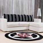Luxury sofa — Stock Photo