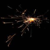 Sparkler — Foto Stock