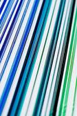 Kleurstaal — Stockfoto