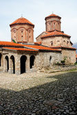 St.Naum church, Macedonia — Stock Photo