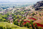 Shtavica village, Macedonia — Stock Photo