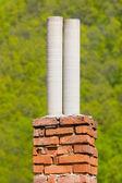 Chimney — Stock Photo