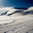Ski center Mavrovo, Macedonia — Stock Photo