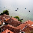 Stock Photo: Kaneo, Ohrid, Macedonia