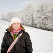 Winter girl — Stock Photo #2090939