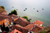 Kaneo, Ohrid, Macedonia — Stock Photo