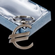 Royalty-Free Stock Photo: Euro currency symbol