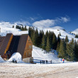 Jahorina Ski Center, Bosnia — Stock Photo