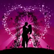 Royalty-Free Stock Photo: Background Valentine\'s Day
