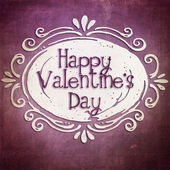 Valentine's cover — Stock Photo