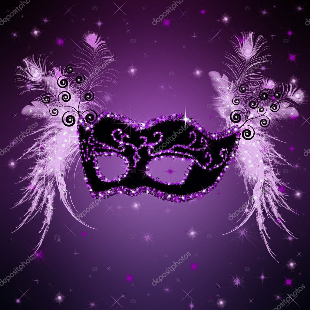 Carnival mask  — Stock Photo #2077209