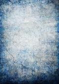 Blue Grunge Illustration — Stock Photo