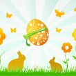 Easter Background - Lizenzfreies Foto
