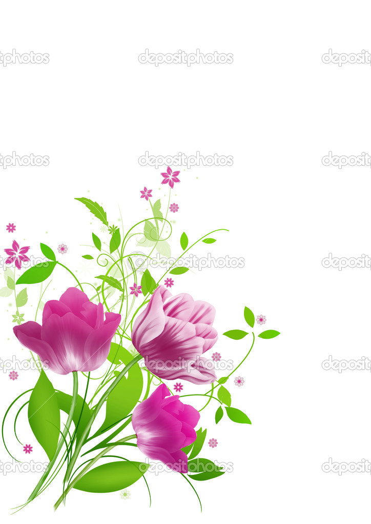 Spring flowers for Mothers day — Stock Photo © loriklaszlo ...