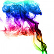 Abstract colored smoke — Stock Photo #2060937