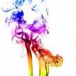 Abstract colored smoke — Stock Photo #2061144