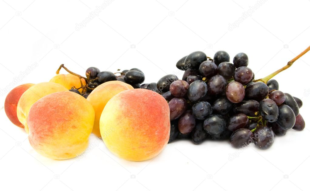 Fruit isolated — Stock Photo #2170202