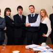 Business group — Stockfoto
