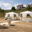 Wedding guest table — Foto de stock #2162886