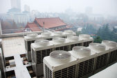 Air conditioning — Foto Stock