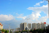 View city of China — Stock Photo