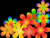 Flower imagination — Stock Photo