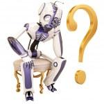 Roboter und Frage — Stockfoto #2232961
