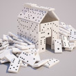 Royalty-Free Stock Photo: Domino