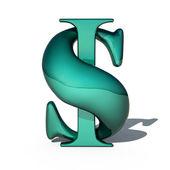 Dollar sign — Stock Photo