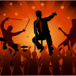 Royalty-Free Stock Photo: Concert vector